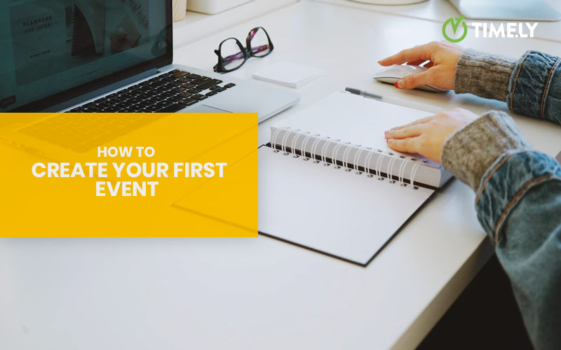 How to create your fist event